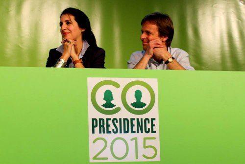 Election des co-présidents d'Ecolo ce 22 mars à Louvain-la-neuve