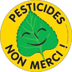"""Motion """"Utilisation des pesticides"""" proposée au conseil communal du 19 mai 2016"""