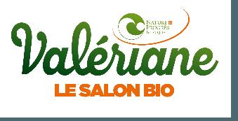 Salon Bio Valériane, le 1, 2 et 3 septembre 2017 à Namur