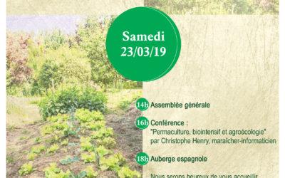 Vertnelmont 24 – mars 2019