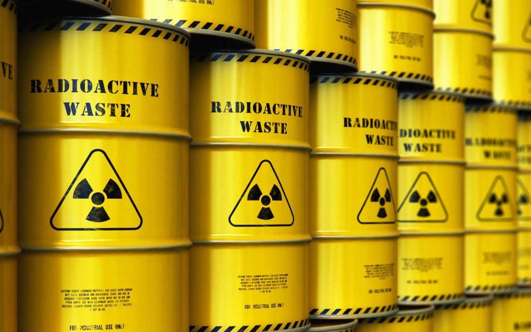 «Motion contre le projet d'enfouissement des déchets hautement radioactifs de l'ONDRAF sur le territoire de la commune de FERNELMONT»